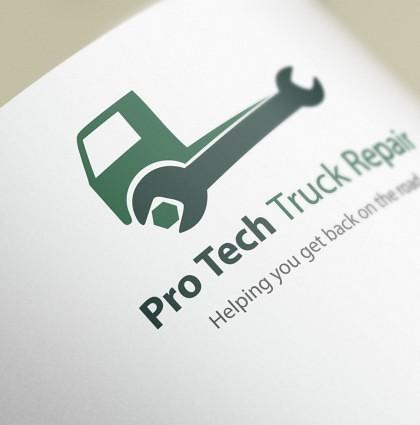 Pro Tech Truck Repair – Proposta 1